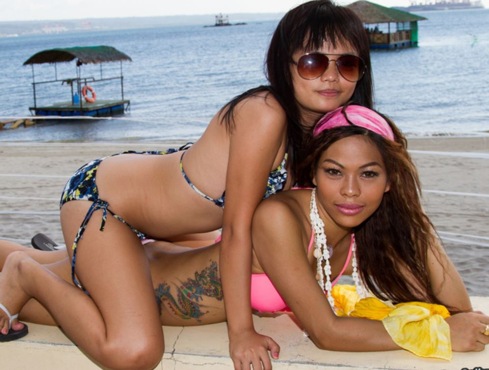 Subic bay girls sex party